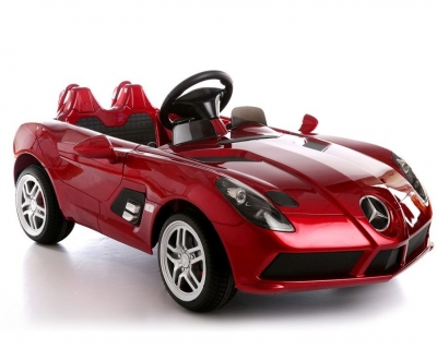Mersedes Benz  SRL ( Electric Car )